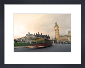London - Houses Of Parliament III by Richard Osbourne