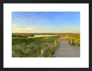Titchwell Marshes - Norfolk by Richard Osbourne