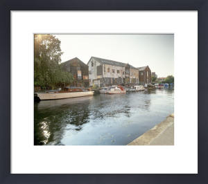 Norwich - River Wensum by Richard Osbourne