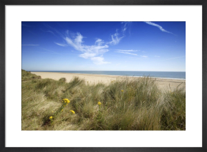 Norfolk Dunes by Richard Osbourne