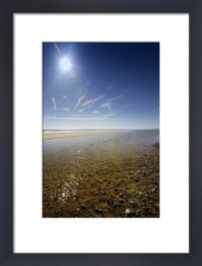 Winterton On Sea - Norfolk by Richard Osbourne