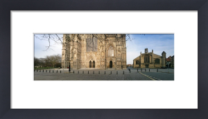 York Minster by Richard Osbourne
