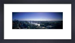 River Thames by Richard Osbourne