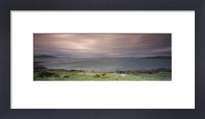 Scottish Seascape - Gruinard Bay by Richard Osbourne