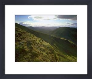 Beinn Ghlas - Scotland by Richard Osbourne