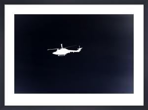 Lynx Helicopter by Richard Osbourne