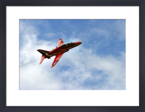 Red Arrow Hawk by Richard Osbourne