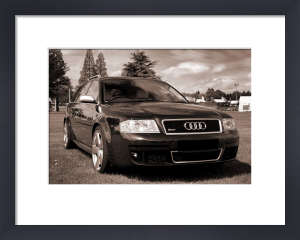 Audi RS6 by Richard Osbourne