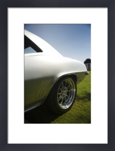 Muscle Car by Richard Osbourne
