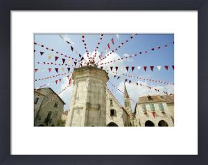 Medieval Eymet - France by Richard Osbourne