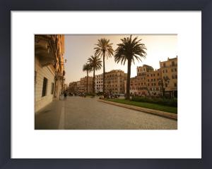 Piazza di Spagna - Rome by Richard Osbourne
