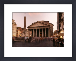 The Pantheon - Rome by Richard Osbourne