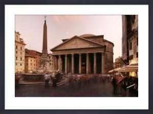 The Pantheon - Rome by Richard Osbourne