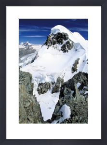 Breithorn - Swiss Alps by Richard Osbourne