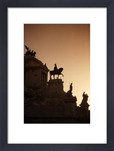 Vittorio Emmanuele Monument- Rome by Richard Osbourne
