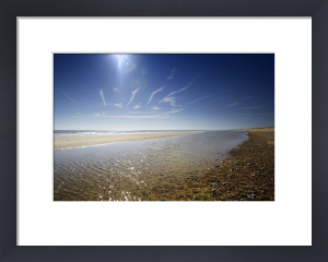 Winterton On Sea, Norfolk by Richard Osbourne