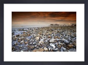 Cromer Pier, Norfolk by Richard Osbourne