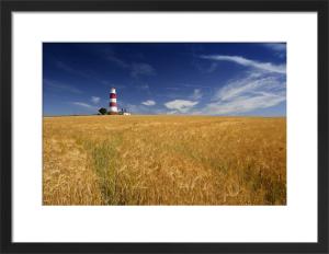 Happisburgh Lighthouse by Richard Osbourne