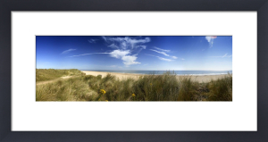 Dunes, Winterton-on-Sea, Norfolk by Richard Osbourne