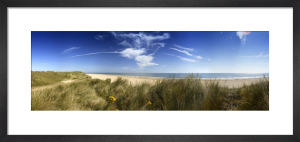 Dunes, Winterton-on-Sea, Norfolk by Richard Osbourne
