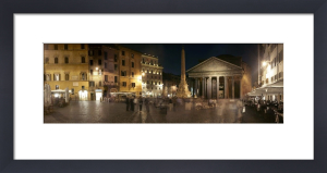 The Pantheon, Rome by Richard Osbourne