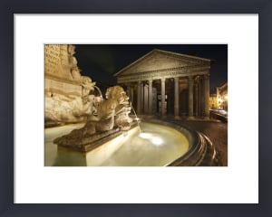 Rome - Pantheon by Richard Osbourne