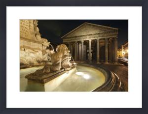 Rome - Pantheon by Richard Osbourne