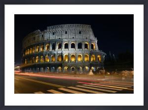 Rome - Colosseum by Richard Osbourne