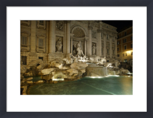 Rome - Trevi Fountain by Richard Osbourne