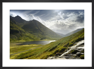 Glen Coe II, Scotland by Richard Osbourne