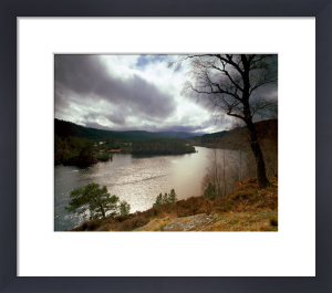 Glen Affric, Scotland by Richard Osbourne