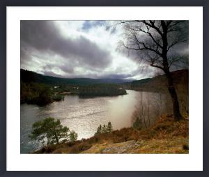 Glen Affric, Scotland by Richard Osbourne