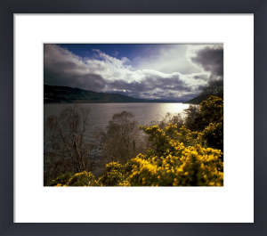 Loch Ness, Scotland by Richard Osbourne