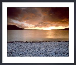 Ardmair Beach, Highlands, Scotland by Richard Osbourne