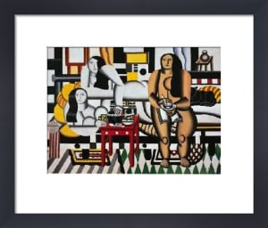 Three Women by Fernand Leger