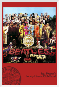 The Beatles - Sgt. Pepper by Peter Blake