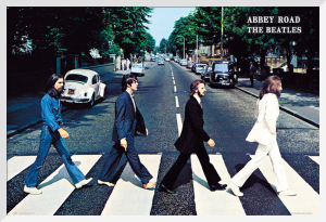 The Beatles - Abbey Road by Anonymous