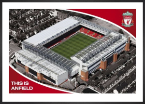 Liverpool - Anfield by Anonymous