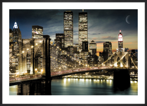Manhattan - Lights by Anonymous