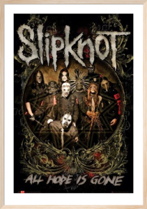 Slipknot - All hope is gone by Maxi