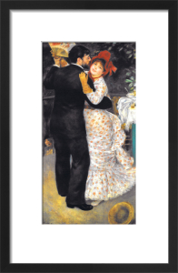 Dance in the Country by Pierre Auguste Renoir