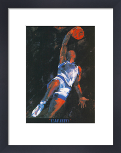 Slam Dunk by Terry Rose