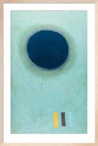 Vert, 1964 (Silkscreen print) by Adolph Gottlieb