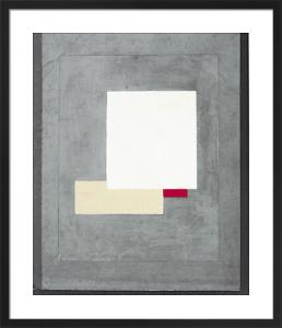 Composition, 1935-38 (Silkscreen print) by Ben Nicholson