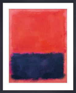 Untitled 1960-61 by Mark Rothko