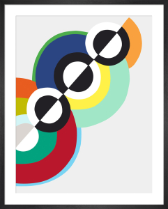 Rhythms by Robert Delaunay