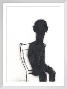 La Chaise by Petrus De Man