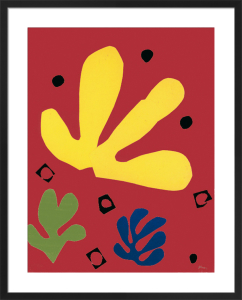 Elements 1947 by Henri Matisse