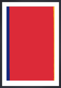 Who's Afraid... by Barnett Newman
