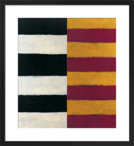 Four Large Mirrors, 1999 by Sean Scully